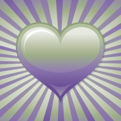 Purple-green-heart-logo